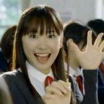 新垣結衣のポッキーCMのダンスが可愛すぎ!?