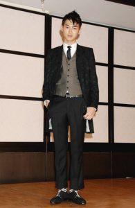 松田翔太 身長 体重