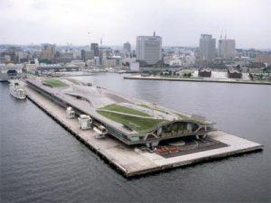昼顔 ロケ地 横浜港大さん橋