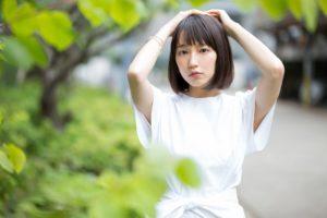 吉岡里帆 髪型