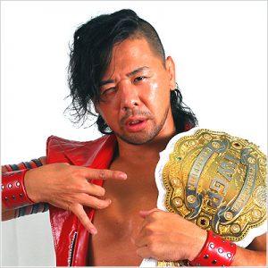 中邑真輔 WWE