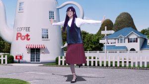 中条あやみ アラレちゃん スカート