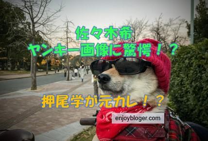 佐々木希のヤンキー画像がヤバい!