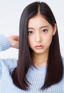 新木優子 髪型 ストレート