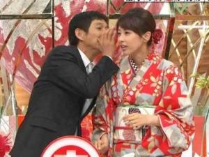 加藤綾子 さんま 関係