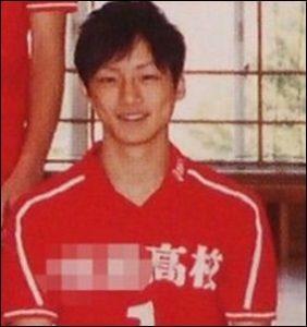 坂口健太郎 高校 バレーボール