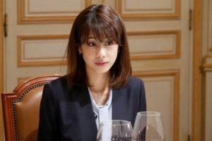 加藤綾子 演技 上手い