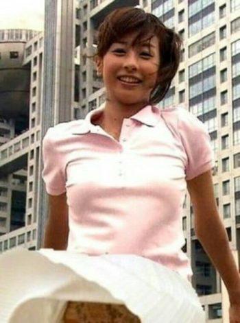 加藤綾子 事故画像 下着