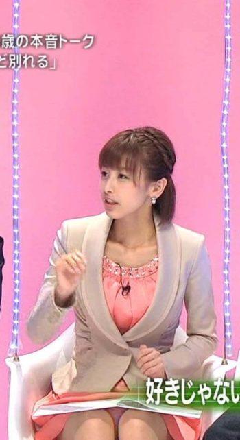 加藤綾子 下着画像 若いころ