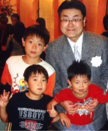 菅田将暉 家族構成