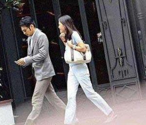 金城武 結婚相手 日本人女性 2011
