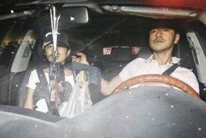 金城武 結婚相手 ドライブデート