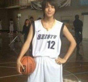 中川大志は高校時代バスケ部だった?